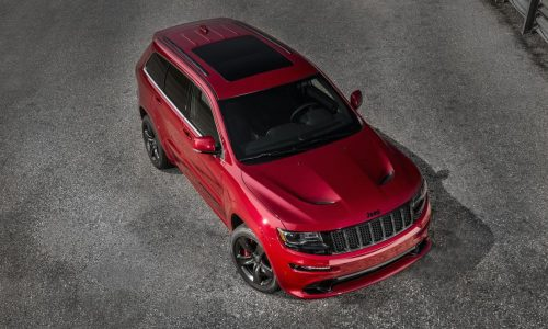 527kW Jeep Grand Cherokee 'Hellcat' to do 0-100 in under 3sec?