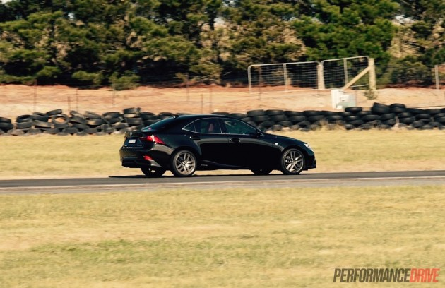 2015 Lexus IS300h F Sport-Australia
