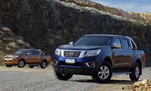 2015 Nissan Navara NP300 now on sale in Australia