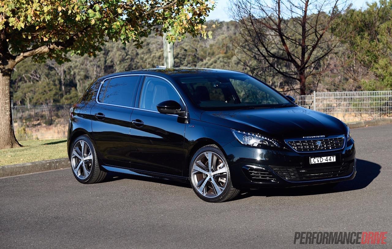 2015 Peugeot 308 Gt Review Video Performancedrive