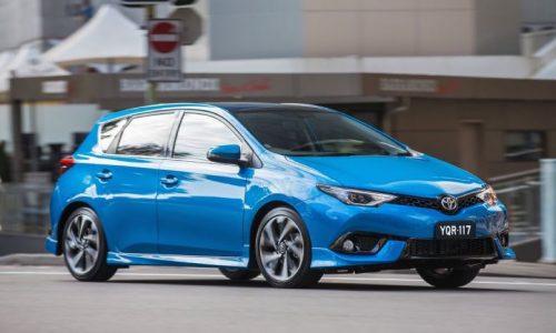 Updated 2015 Toyota Corolla hatch now on sale in Australia