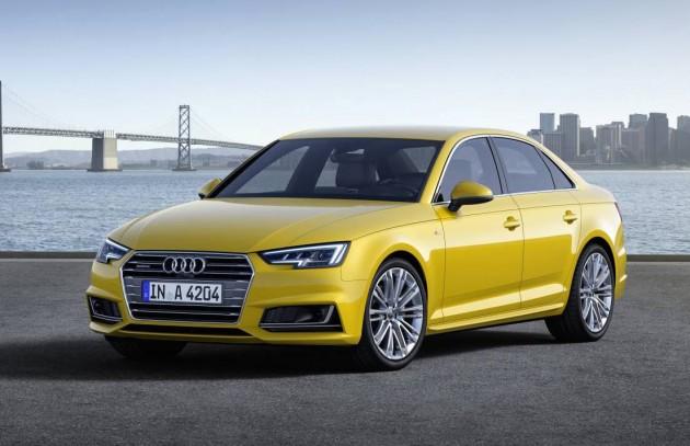 2016 Audi A4 B9