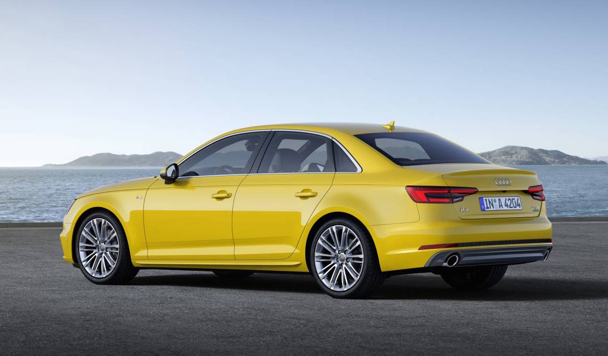 2016 Audi A4 B9 Officially Unveiled Performancedrive