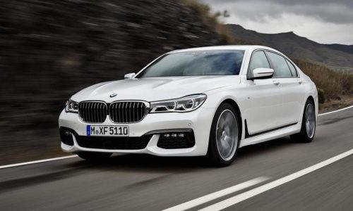 2016 BMW 7 Series officially revealed