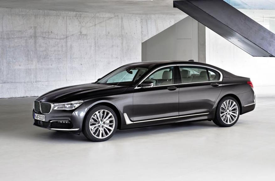 2016 Bmw 7 Series Officially Revealed Performancedrive