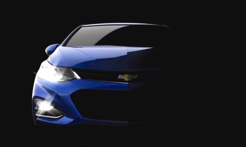 2016 Chevrolet Cruze getting Android Auto & Apple CarPlay