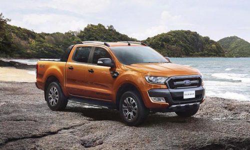 New 2015 Ford Ranger Wildtrak unveiled