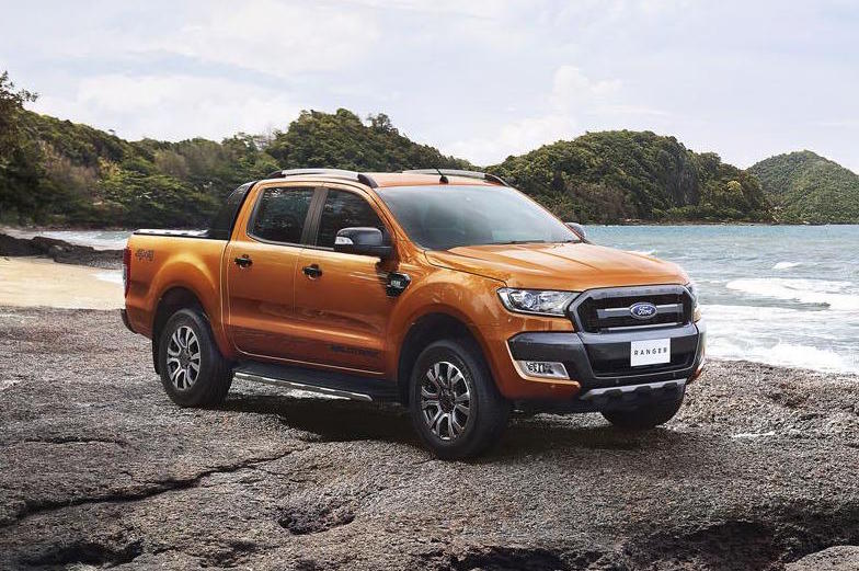 New 2015 Ford Ranger Wildtrak Unveiled Performancedrive