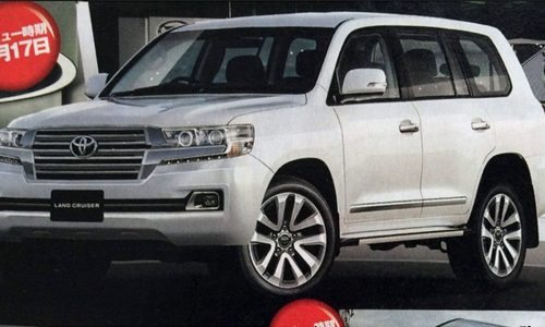 New-look 2016 Toyota LandCruiser revealed in more detail