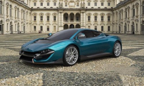 ATS Wild Twelve revealed, all-new 632kW hybrid supercar