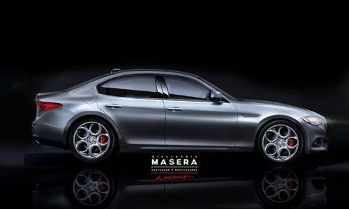 Alfa Romeo Giulia to come with new Ferrari Dino V6 – report
