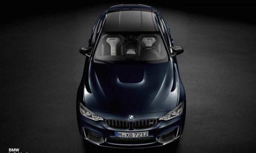 BMW Individual celebrates 25th anniversary with bespoke M4