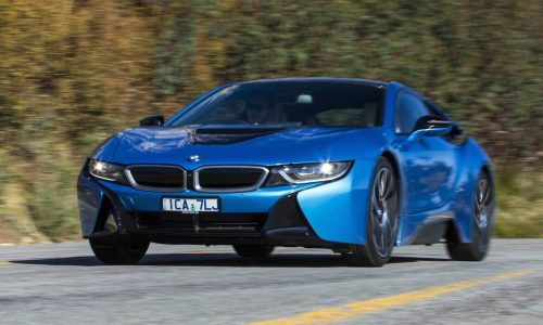 BMW planning high performance version of the i8 – report