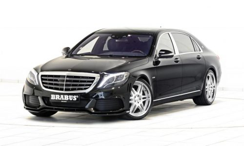 BRABUS Rocket 900 takes new Mercedes-Maybach to extreme