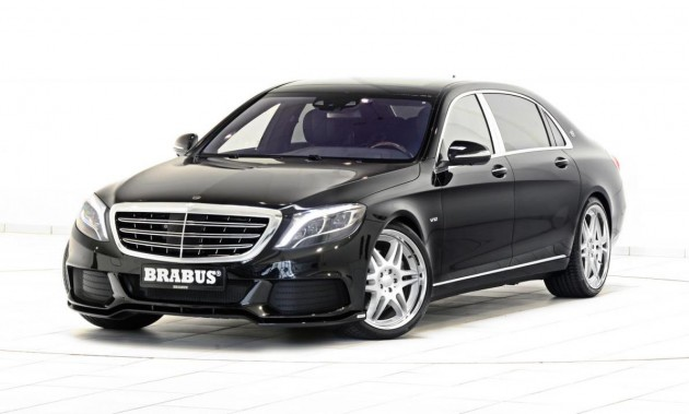 BRABUS Rocket 900 Mercedes-Maybach