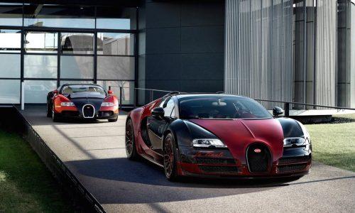 New Bugatti Veyron 'Chiron' to feature e-turbo technology – report