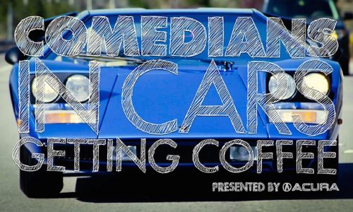 Video: Comedians in Cars Getting Coffee season 6 trailer