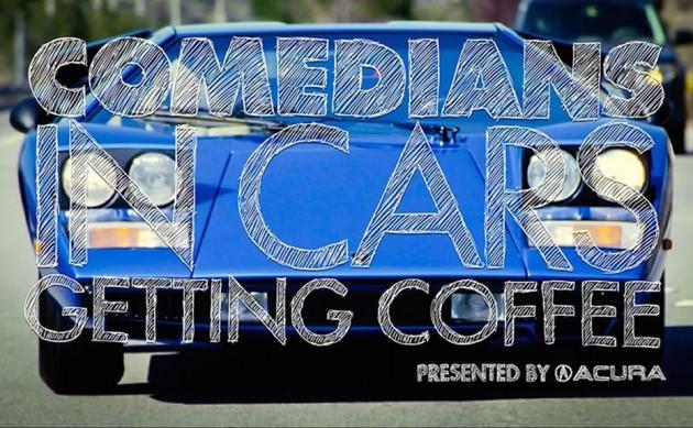 Comedians in Cars Getting Coffee season 6