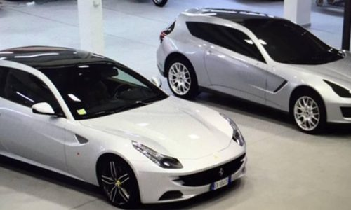 Ferrari and the SUV/crossover that nearly was