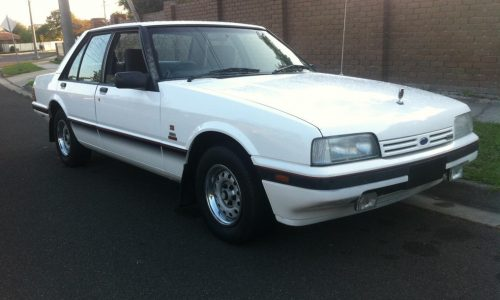 For Sale: Ford XF Falcon with diesel engine conversion