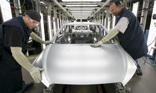 GM to produce unknown all-new model at Michigan plant