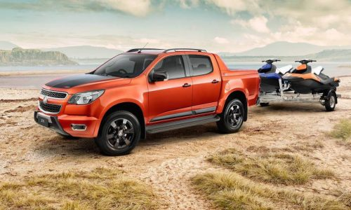 2015 Holden Colorado Z71 sports edition on sale from $54,990