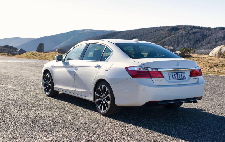 Honda Accord Sport Hybrid On Sale In Australia From