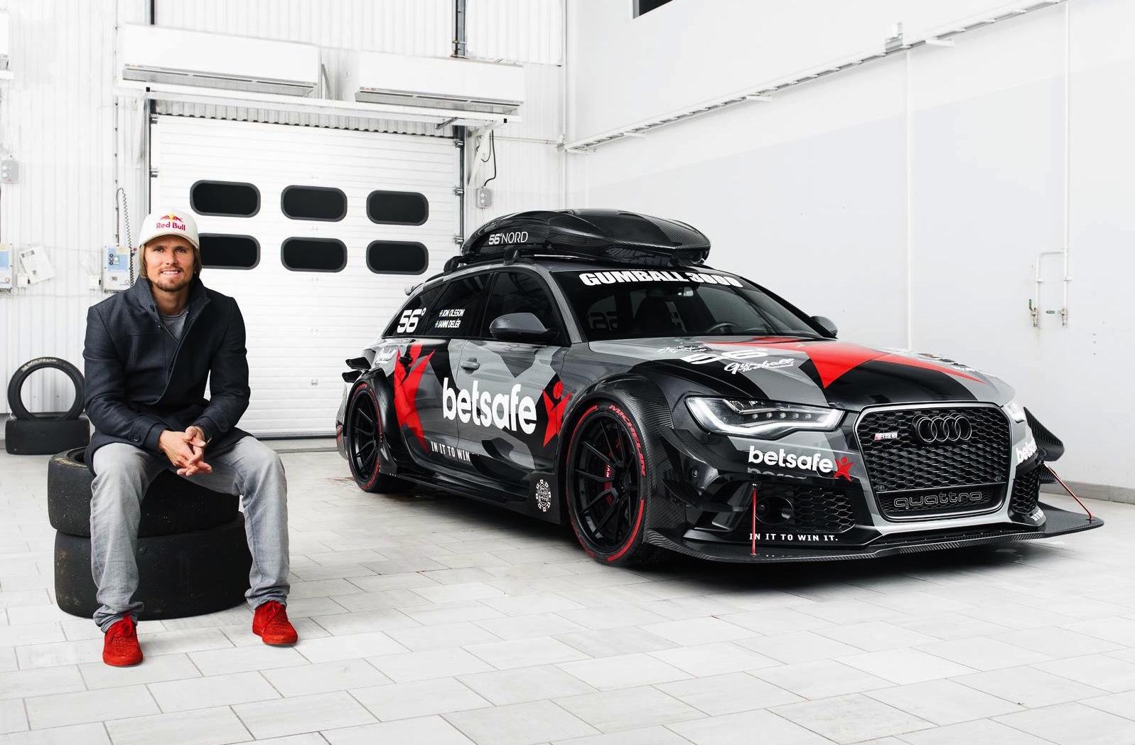 For Sale Jon Olssens Insane Audi RS Avant Hp - Audi rs6 for sale
