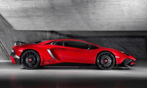 Lamborghini Aventador Superveloce sold out already (UPDATED)