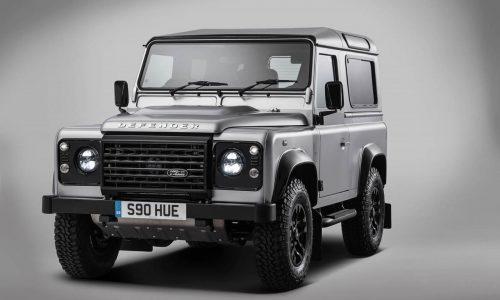 Land Rover Defender passes 2 million production milestone