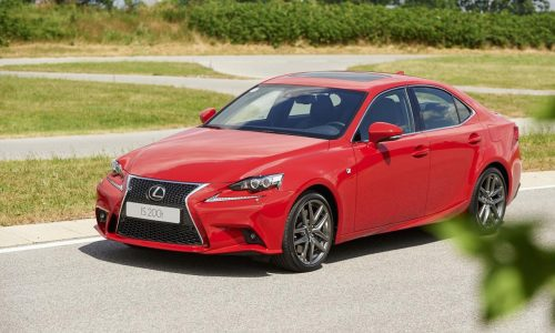 Lexus IS 200t officially confirmed & revealed