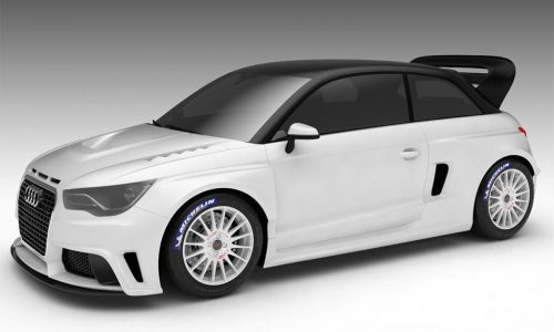 Insane MTM Audi A1 Group B edition set for production