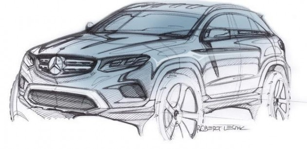 Mercedes-Benz GLC-Class preview