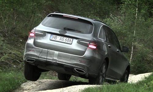 Video: Mercedes-Benz GLC previewed, debuts June 17
