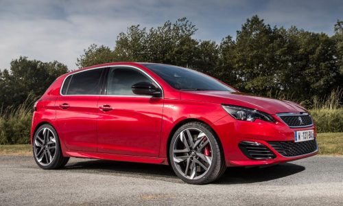 Peugeot 308 GTi revealed in leaked images, specs confirmed: UPDATED