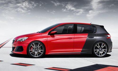 Hot hatch Peugeot 308 'GTi' confirmed for June debut