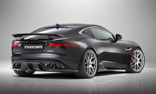 Piecha Design creates styling kit for Jaguar F-Type R Coupe