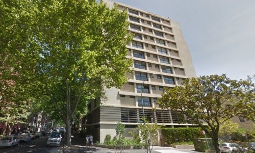 Potts Point car parking space sells at auction for AU$264,000