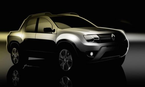 Renault previews new 'Oroch' ute, debuts June 18