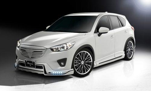 Rowen develops VIP-style kit for Mazda CX-5 SUV