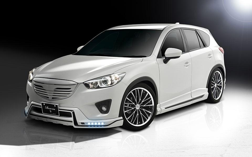 Rowen Develops Vip Style Kit For Mazda Cx 5 Suv