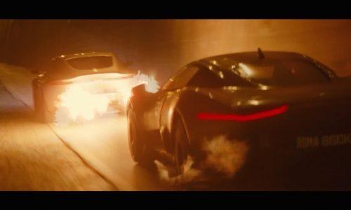 Video: James Bond torches Jaguar C-X75 in latest SPECTRE trailer