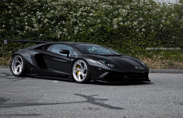 SR Auto Lamborghini Aventador