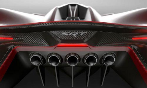 SRT Tomahawk Vision GT concept previewed (video)