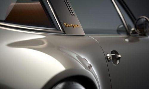 Singer Design to debut new 911 Targa project at Goodwood