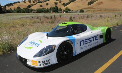 Custom Superlite Coupe to journey 3862km across USA on single tank