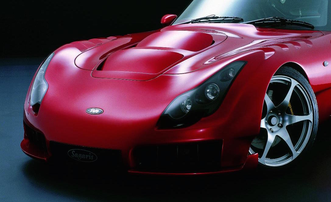 TVR planning 4 new models, design input from Gordon Murray