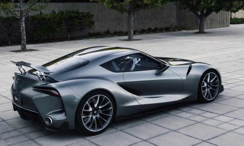 Toyota trademarks 'S-FR' badge, reserved for new Supra?