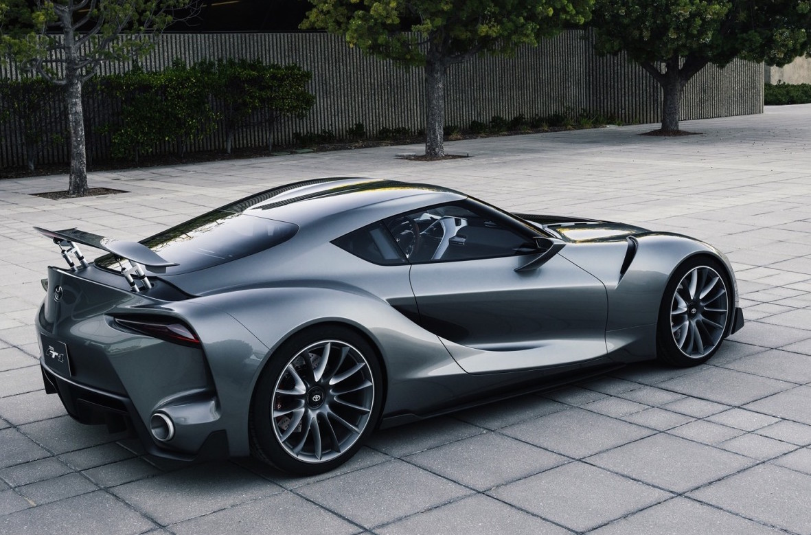 Toyota Trademarks S Fr Badge Reserved For New Supra