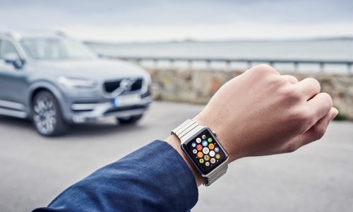 Volvo On Call technology updated, now smartwatch compatible